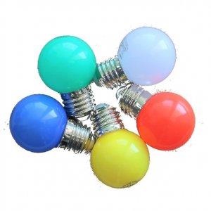 Żarówki LED SMD 1W kolory