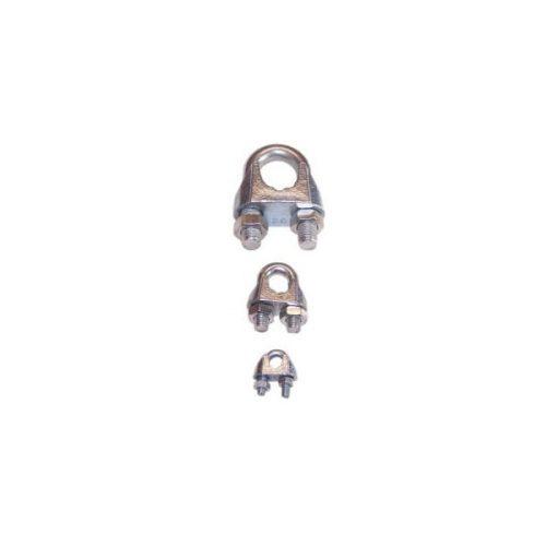 Zacisk kabłąkowy do lin 2-3 mm