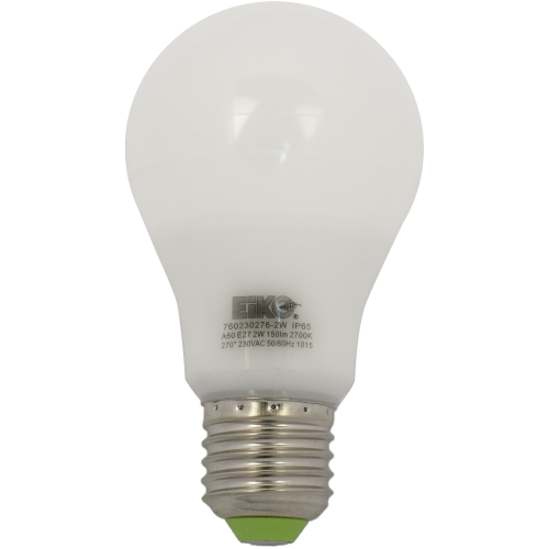 na zdjęciu żarówka LED 2 W IP65